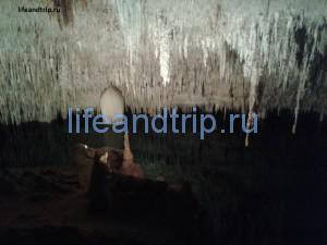 озеро Мартель, пещеры Дракона