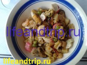 Испанская еда или в поисках борща