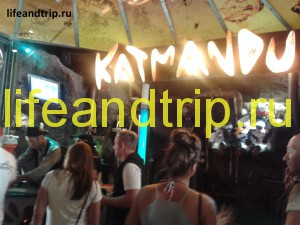 Катманду, парк развлечений на Майорке