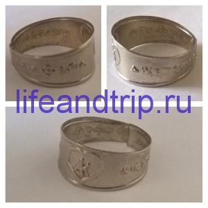 кольцо, Монастырь святой Екатерины