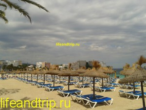 пляж Магалуфа