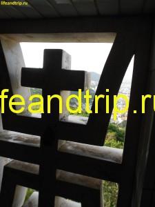 статуя Иисуса во Вьетнаме