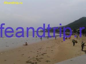 Вунгтау, пляж, море