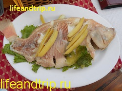 Еда в Вунгтау
