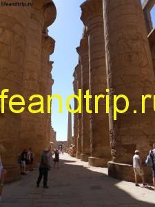 Каракский храм в Луксоре