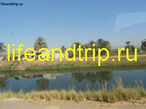 из Хургады в Луксор