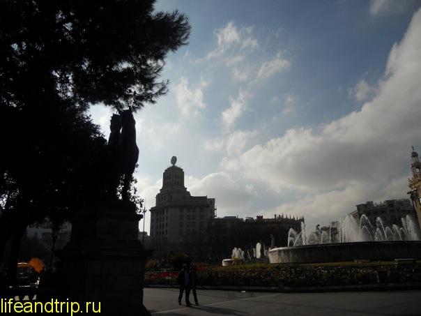 По достопримечательностям Барселоны