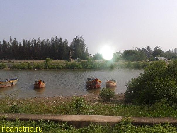 из Вунгтау в Муйне
