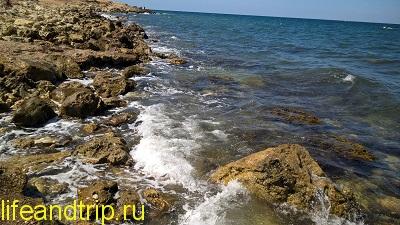 пляжи в Севастополе