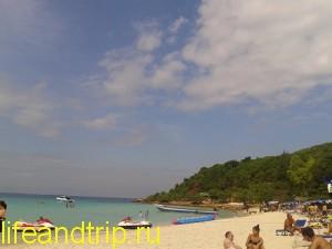 Пляжи Ко Лан, какой лучше для отдыха