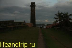 форт в Галле