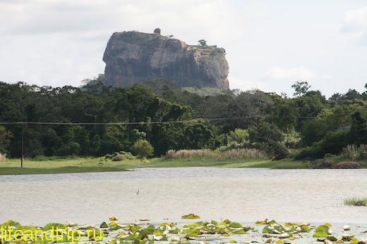достопримечательности Щри-Ланки Сигирия